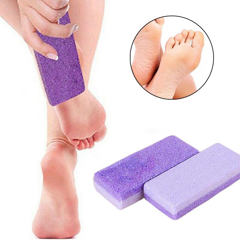 Высокое качество, пемза для ног, губка, блок мозолей, отшелушивающий, для удаления ног, рук, скраб, маникюр, педикюр, инструменты для ухода за ...