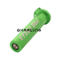 Motocicleta cnc alumínio twister tubo do acelerador para kawasaki kx250f kx450f klx450r klx125 D-TRACKER125 klx150s klx250
