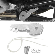 Motorcycle Side Stand Sidestand Switch Protector Guard Cover Cap CNC Stainless Steel For BMW R1200GS R 1200GS LC Adventure Adv yowling motorcycle accessories side stand switch protector guard cover for bmw r1200gs r 1200gs lc r 1200gs adv 2014 2017