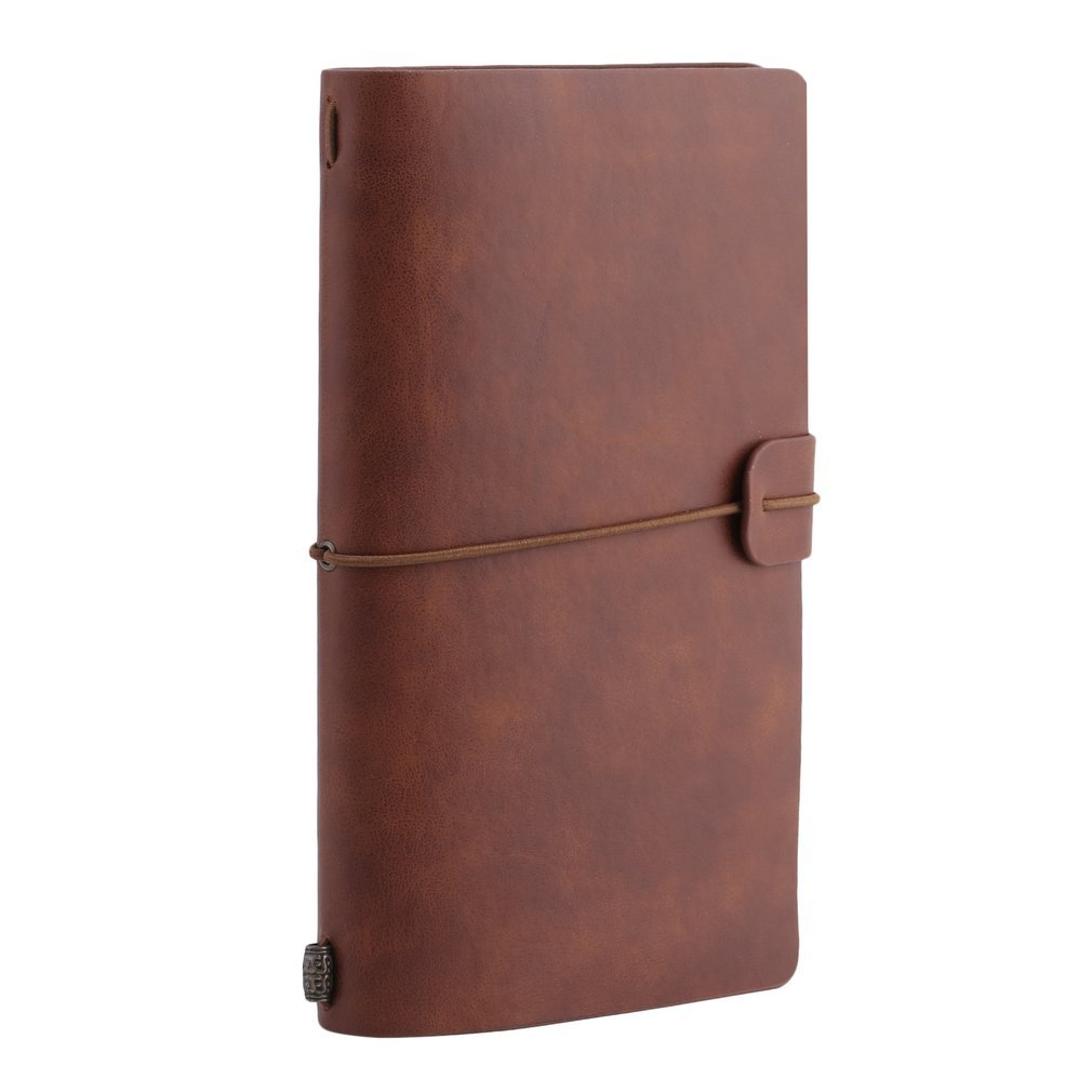 Portable Students School Writing Notebook Travel Diary Outdoor Journal Planner Agenda DIY Birthday Gift