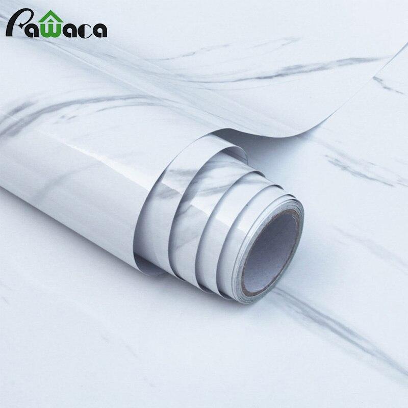 Meubles Film Brillant Transparent Film de protection pour comptoir papier peint cover