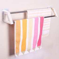 Напрямую от производителя продажи пробивка отверстий Ванная комната вешалка для полотенец для ванной Нержавеющаясталь Полотенца бар