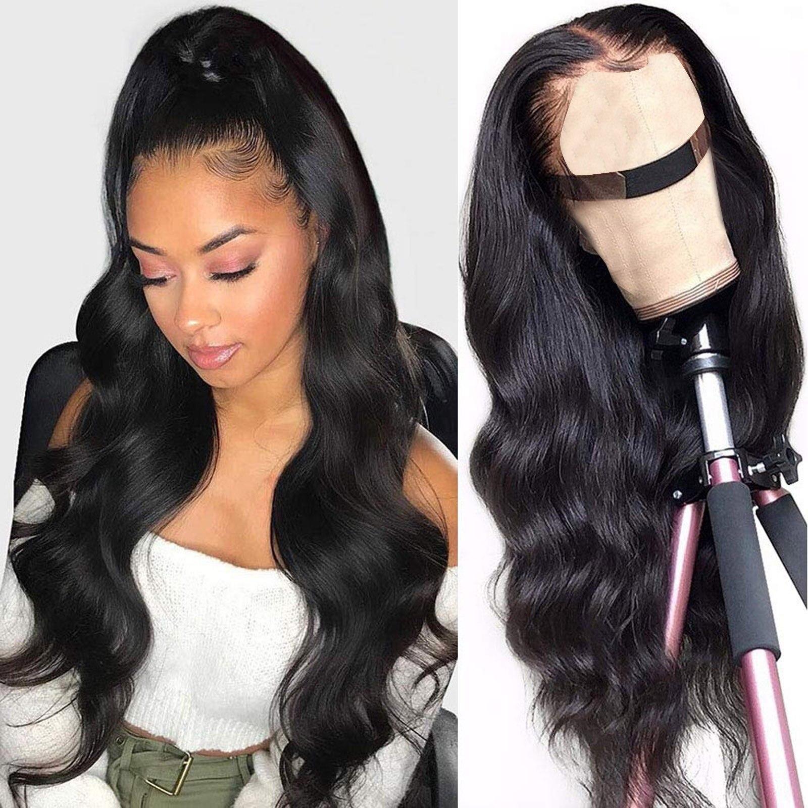 Brasileiro longo onda de água cabelo natural preto africano ladies pequenos conjuntos de cabelo encaracolado onda solta tecer cabelo 12-24 Polegada # g30