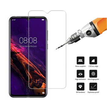 Tempered Glass For Doogee Y8C Y9 Plus X90L N20 Screen Protector Protective Phone Film For Doogee Y8 Case Glass Cover image