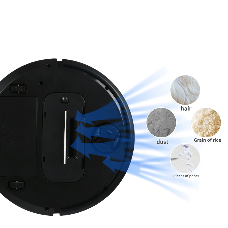 Robot Vacuum Cleaner Wet Cleaner Sweeper Dust Dry Robot and Floor Robot Smart Vacuum Automatic Smart Sweeper Battery Edition in Vacuum Cleaner Parts from Home Appliances