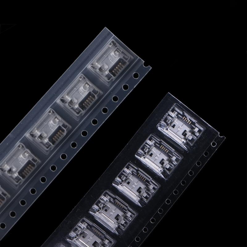 80 шт микро usb гнездо jack 5 pin 8 моделей припоя крепление