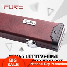 Fury Billiard Snooker Cue Box One Piece 3/4 Rod 8 Models Option Professional Billiards Stick Excellent