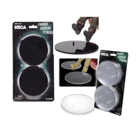 "NECA Action Figure Black Clear Display Stands Compatible with Most 6"" - 9""10pcs/set Action Figure Toy Doll"