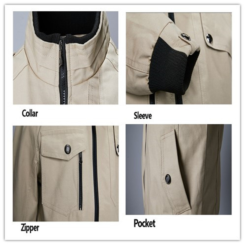 Mountainskin Casual Jacket Men Spring Autumn Army Military Jackets Mens Coats Male Outerwear Windbreaker Brand Clothing Mountainskin Casual Jacket Men Spring Autumn Army Military Jackets Mens Coats Male Outerwear Windbreaker Brand Clothing SA779