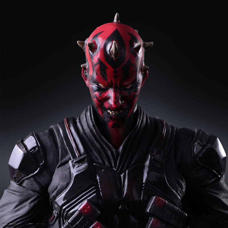 Star Wars: The Force Awakens Darth Maul 26cm Anime Figure Doll Collections Children Toys Gift 10