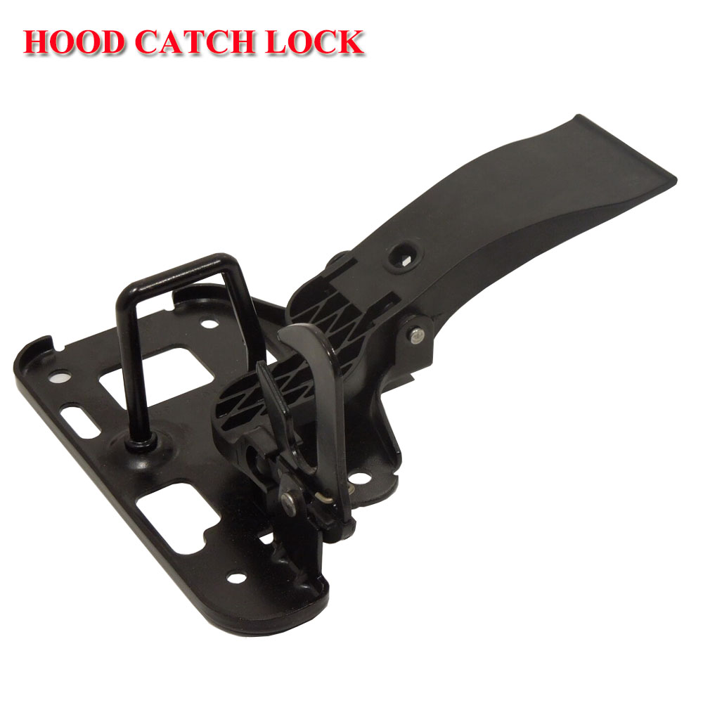 Hood Safety Catch Engine Hood Latch Lock Upper For AUDI A4 Allroad B8 S4 A5 S5