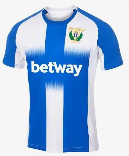 Camiseta de futbol 19 20 para Leganes T-shirt Casual camisas 2019 camisas Lazer Casual Tamanho S-XXL Leganes Maillot Maglia