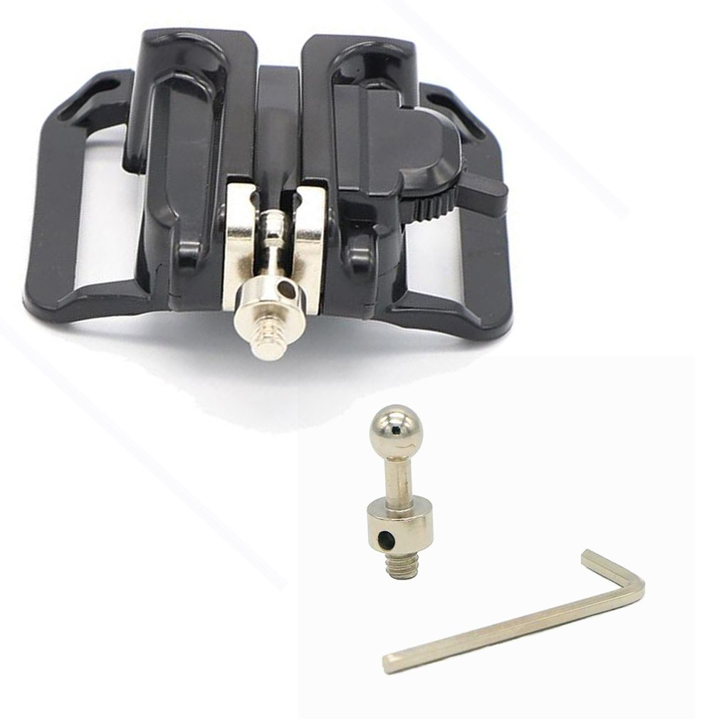 Camera Waist Spider Belt Holster Quick Strap Buckle Dull Polished Surface For DSLR Digital SLR Camera