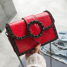 MONNET CAUTHY New Arrival Bags for Women Classic Fashion Vintage Style Messenger Solid Color Red Black White Sliver Flap