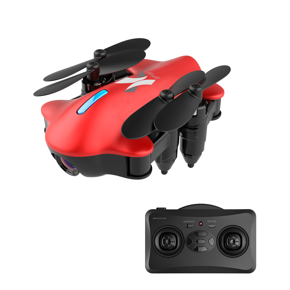 United Foldable Mode Drone
