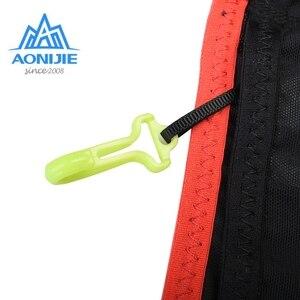 Image 4 - Aonijieกลางแจ้งเอวกระเป๋าเข็มขัดแบบพกพาUltralightเอวผู้ถือโทรศัพท์สำหรับผลกำไรในรอบCampingน้ำSoft Flask