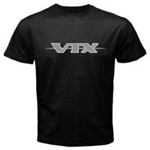 Nieuwe Japanse Klassieke Motorfiets Motorrad Vtx 1800 Vtx 1300 Bobber Chopper Motorfiets T Shirt