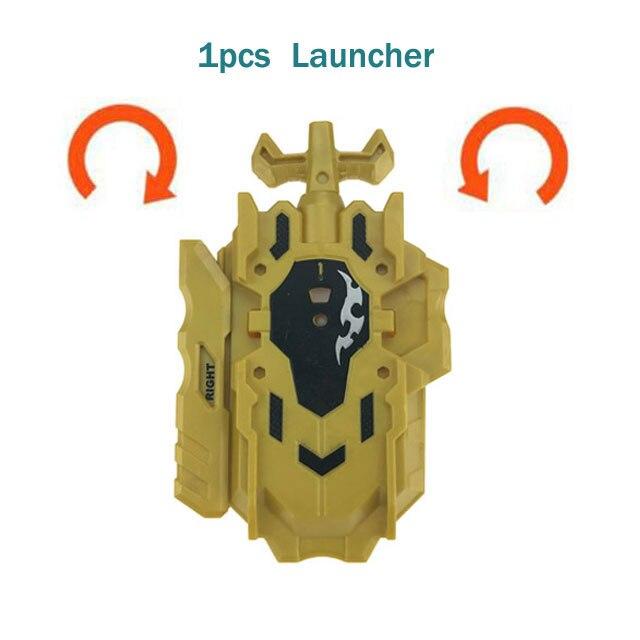 Все модели пусковые установки, волчок бейблэйд для серийной съемки игрушки GT Arena Металл Бог Fafnir Прядильный механизм бейблэйд игрушки B-145 B-148 B-150 B-153 - Цвет: Launcher