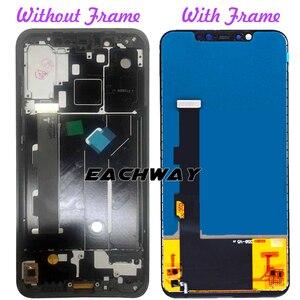 Image 5 - 100% di prova Per Xiaomi Mi 8 MI8 Display LCD Digitizer Touch Assemblea di Schermo M1803E1A lcd con cornice TFT Per Xiaomi mi 8 display