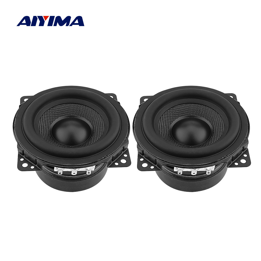 "For JBL 3/""inch 8ohm 8Ω 20W 8R Middle bass speaker DIY Audio Built-in loudspeaker"
