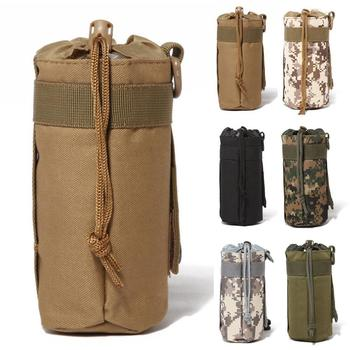 Water Bottle Pouch 1l Water Bags Outdoor Tactical Military Backpack Molle Holder Pouch Bag System Bottle Hydration Water Ke B7D6 1