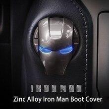 Железный человек автомобильный двигатель старт/стоп ключ зажигания кольцо для Hyundai i30 Ix35 Solaris Azera Elantra величие Ig акцент Santa Fe Verna