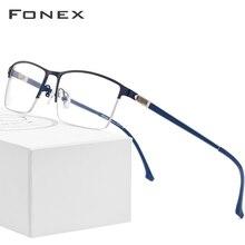 FONEX lunettes avec monture optique