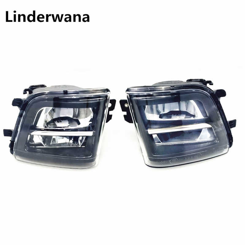 1 SET para BMW F01 F02 F03 F04 730 d 740, 750 d 750, 760 LED niebla lámparas luces DRL 63177311287 63177311288 63 17 7 311, 287