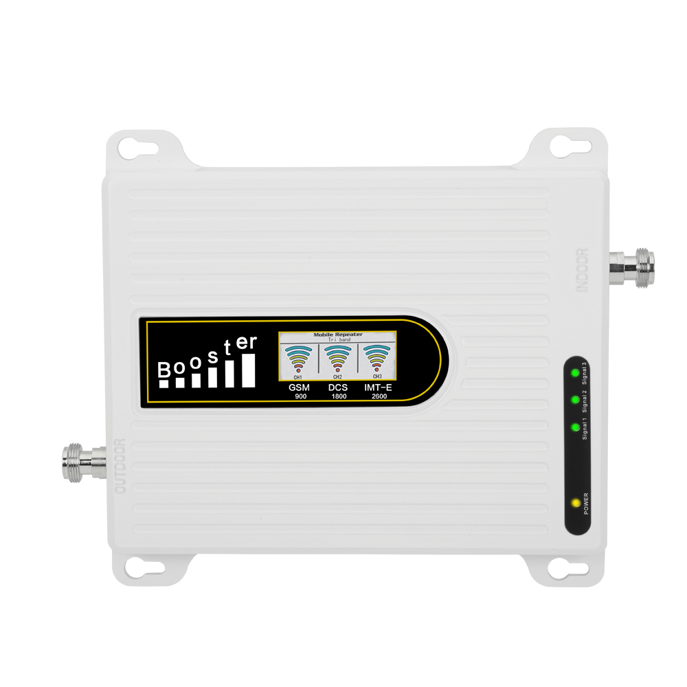 Signal Booster Cell Phone B8 B3 B7 GSM 2G 3G 4G Internet Signal Amplifier 900 1800 2600 Mobile Phone Signal Repeater 4g Antenna