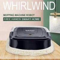 Wiederaufladbare Voll Automatische Haushalts Mini Wischen Maschine Zyklon Wäscher Staubsauger Und Wischen # YL10|Handkehrmaschinen|Heim und Garten -
