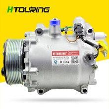 цены For HONDA CAR AC Compressor for Honda CRV CR-V L4 Acura ILX RDX 38810-RZY-A01 38810RZYA01 38810-RWC-A02 38810RWCA02 38810RWC-A02