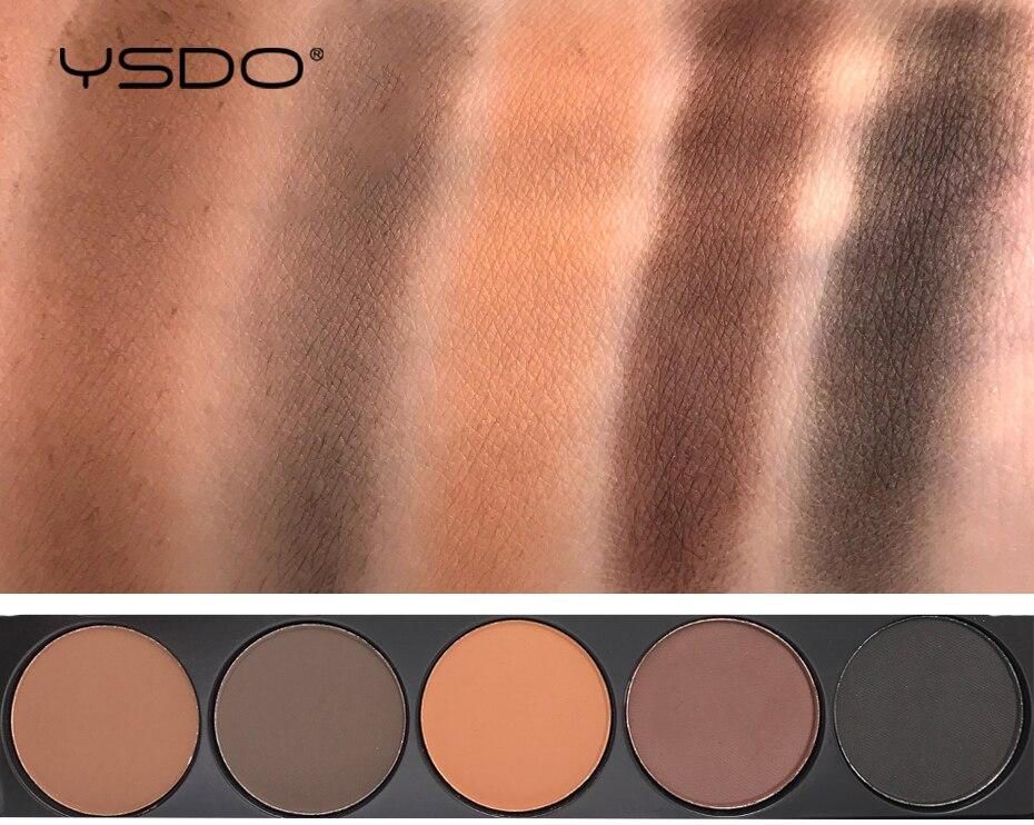 15 Colors Eyeshadow Palette Matte Eye shadow Long lasting Easy to Apply Professional Eyeshadow Eye primer Beauty Makeup Tools 01 5