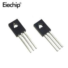 Transistor npn BD140 TO 126, 50 unids/lote, transistores bipolares (BJT), un solo 1.5A