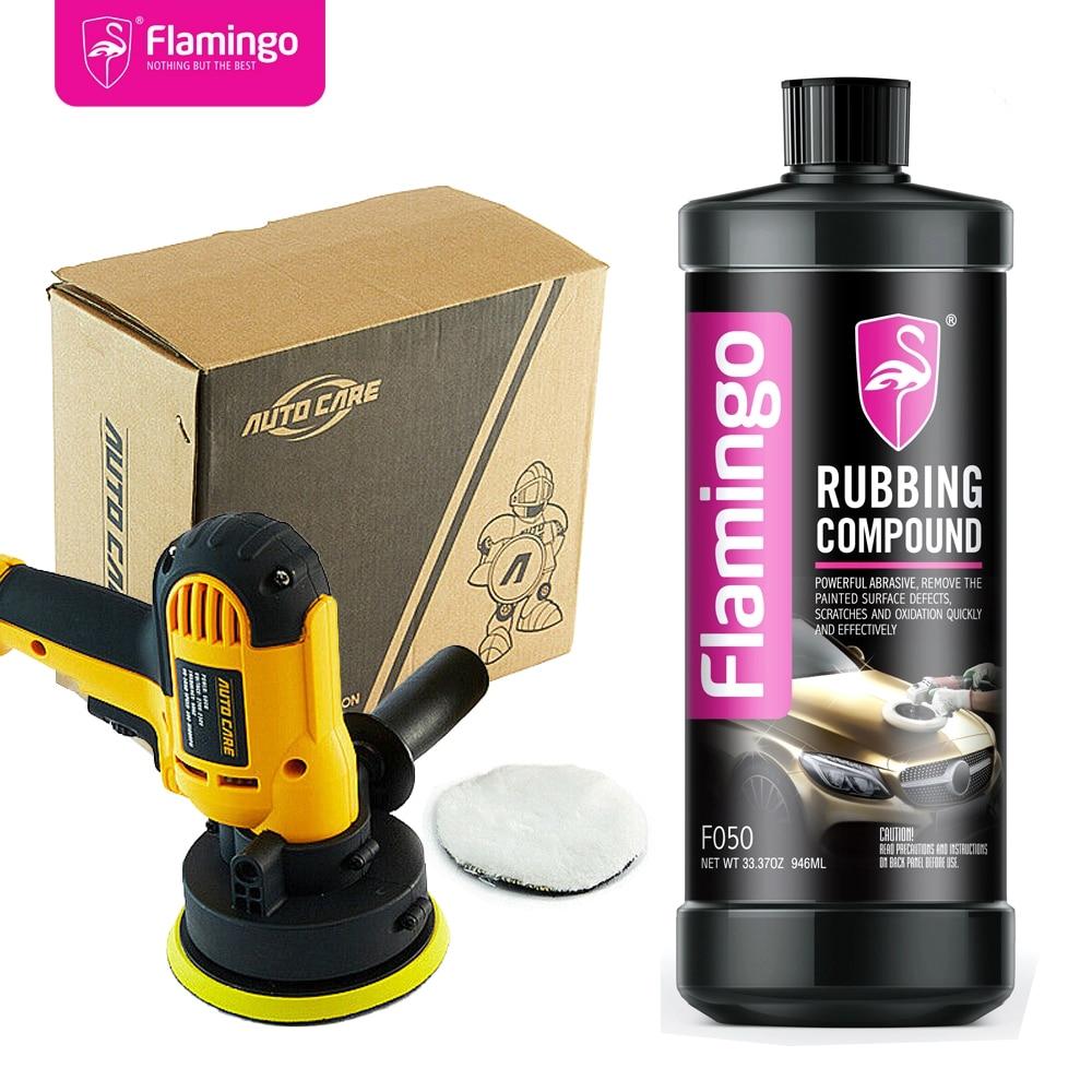946ml Car Polish Liquid Rubbing Compound With Car Polisher Liquid Wax Auto Paint Pasta Color Enhance Back Polishing Machine|Polishes| |  - title=