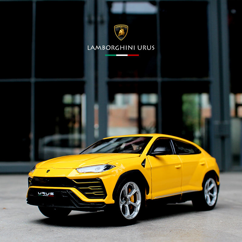 Maisto 1:24 Lamborghini URUS Simulation Alloy Car Model Crafts Decoration Collection Toy Tools Gift
