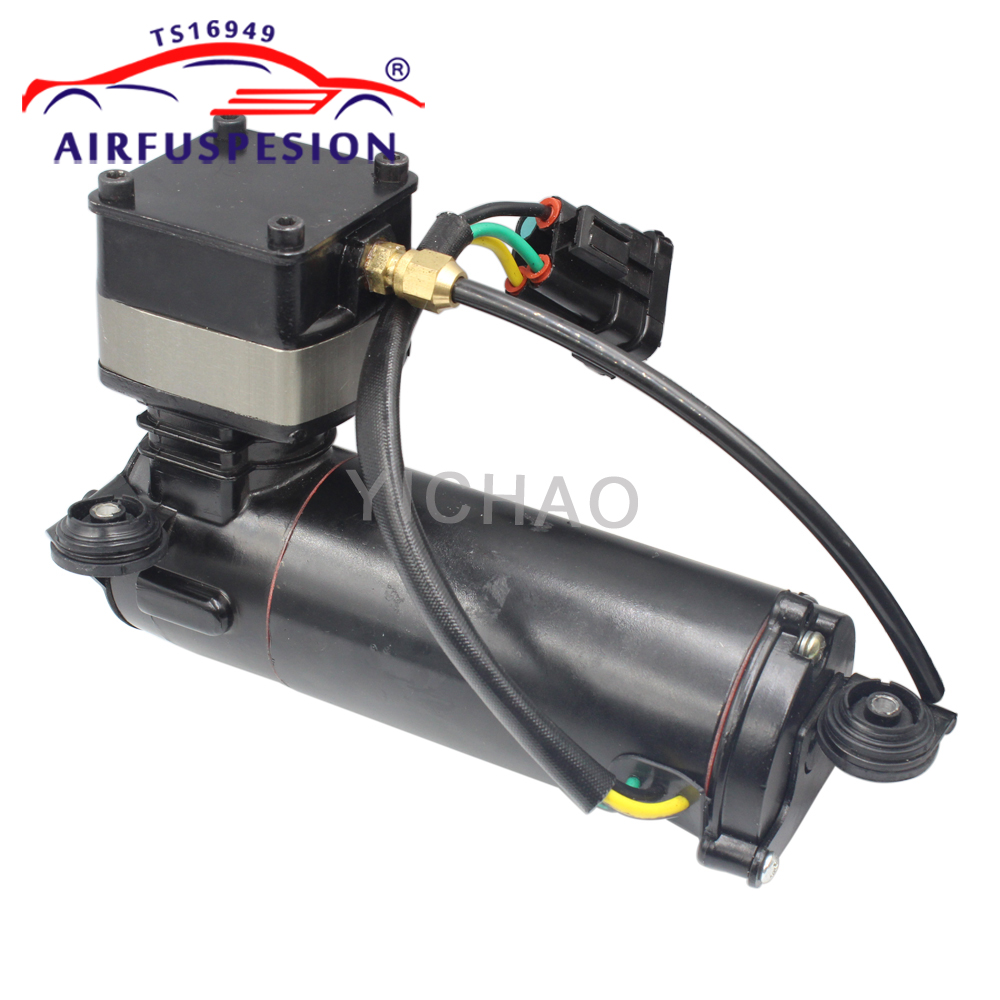 Compressore Sospensioni Pneumatiche Pompa per Land Rover Range Rover P38 1995-2002 ANR4353 ANR3731 20-070004 949913