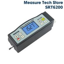 SRT-6200 Landtek цифровой измеритель шероховатости поверхности Калибр диапазон Ra Rz ISO DIN ANSI и JIS standard guage