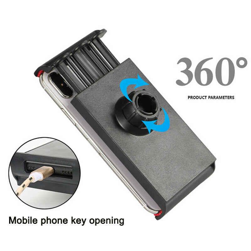1PcFlexible ארוך זרוע נייד טלפון tablet stand מחזיק עבור iPad מיני אוויר iPhone Xiaomi Huawei עצלן מיטת שולחן העבודה קליפ מתכת סוגר