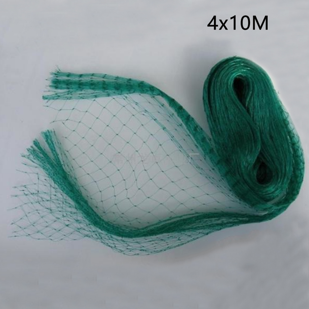 Garden Tool Pest Control Vegetable Mesh Fruit Tree Anti Bird Netting Agriculture Poultry Aviary Pond Protection Heavy Duty PE