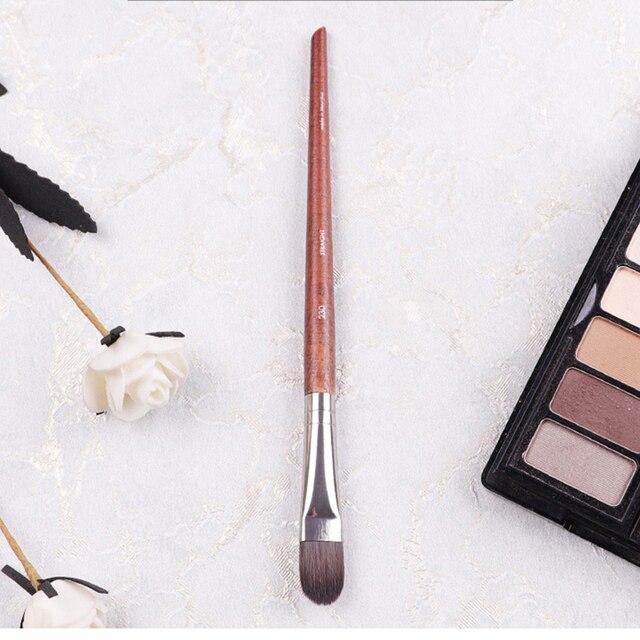 1pcs Eye Face Makeup Brush European Vintage Eyeshadow Smudge Foundation Loose Powder Blush Eyelash lipstick brush 3
