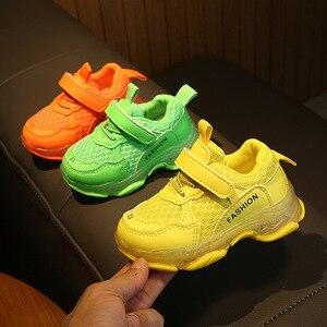 Dziewczęce dziecięce trampki dziecięce siatkowe obuwie chłopięce buty dla małego dziecka niemowlę dziewczyna sportowe buty nowonarodzone dziecko chłopca