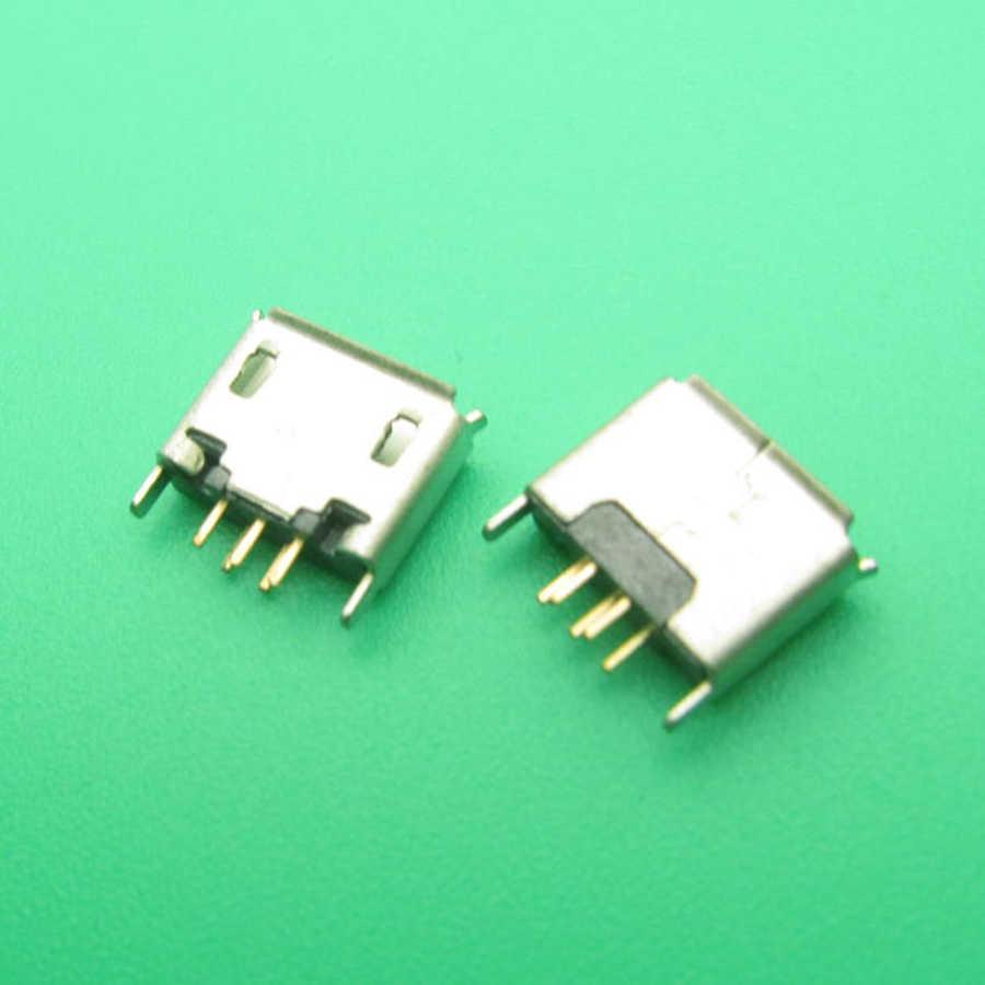 2 قطعة مايكرو البسيطة USB ميناء الشحن جاك موصل مقبس ل JBL نبض سمّاعات بلوتوث استبدال إصلاح أجزاء