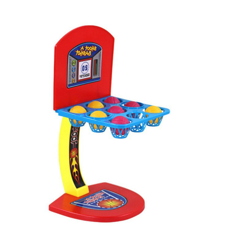 Tabletop Game Educational Basketball Sudoku Parent And Child Interactive Game Mini Basketball Shot Counter Hand-Eye Coordination