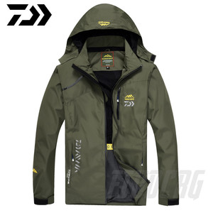 Daiwa Hiking Fishing Jacket Me