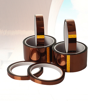 3/5/10/15/30/50mm X33M Kapton Tape BGA High Temperature Heat-resistant Polyimide Tape For The Electr