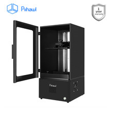 Impressora 3d da faísca de piihawl, impressoras 3d do lcd da elevada precisão com cópia inteligente, máquina de impressão uv da resina 3d à joia dental