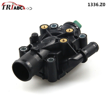 Coolant Thermostat For PEUGEOT CITROEN 1007 206 C2 C3 I First Box Hatchback 207 307 Break 308 Partner Combispace Tepee Berlingo bosal 947 001 for pipe exhaust citroen c3 i fc 1 1 i intermediate 2000mm