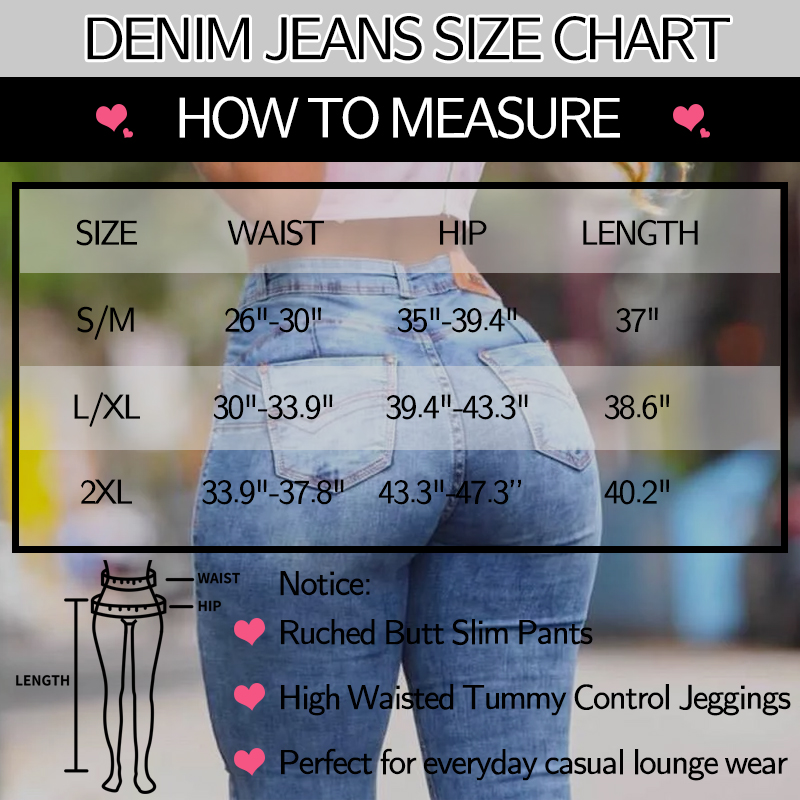 Plus Size Perfect Fit Jeans Leggings