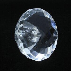 Image 4 - Stabilizzatore bilanciato a disco con morsetto per giradischi LP in cristallo da 90mm stabilizzatore bilanciato a disco, stabilizzatore di peso di smorzamento del giradischi