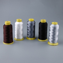 1 Roll (984 Yards) Strong 210D Bonded Nylon Sewing Thread for Stitching Leather Craft Tent Canvas Repair